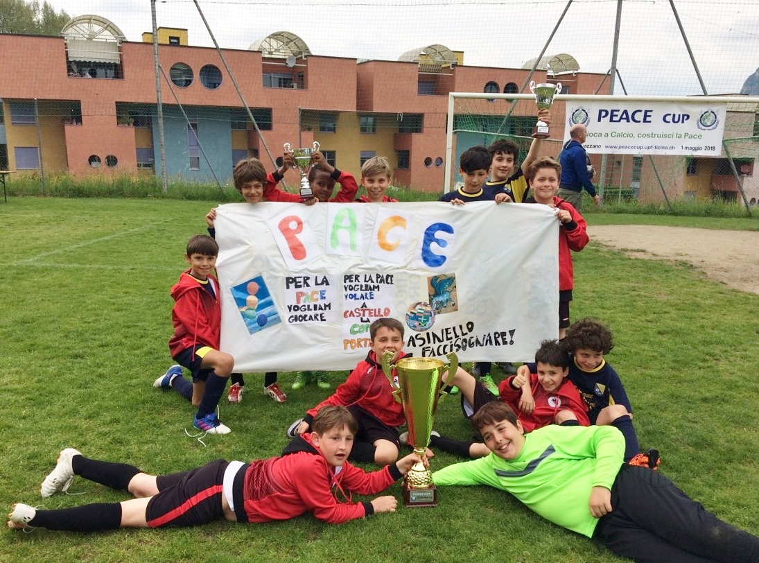 UPF Switzerland Peace Cup 2018