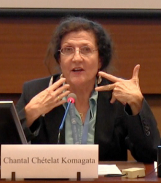 Chantal Komagata