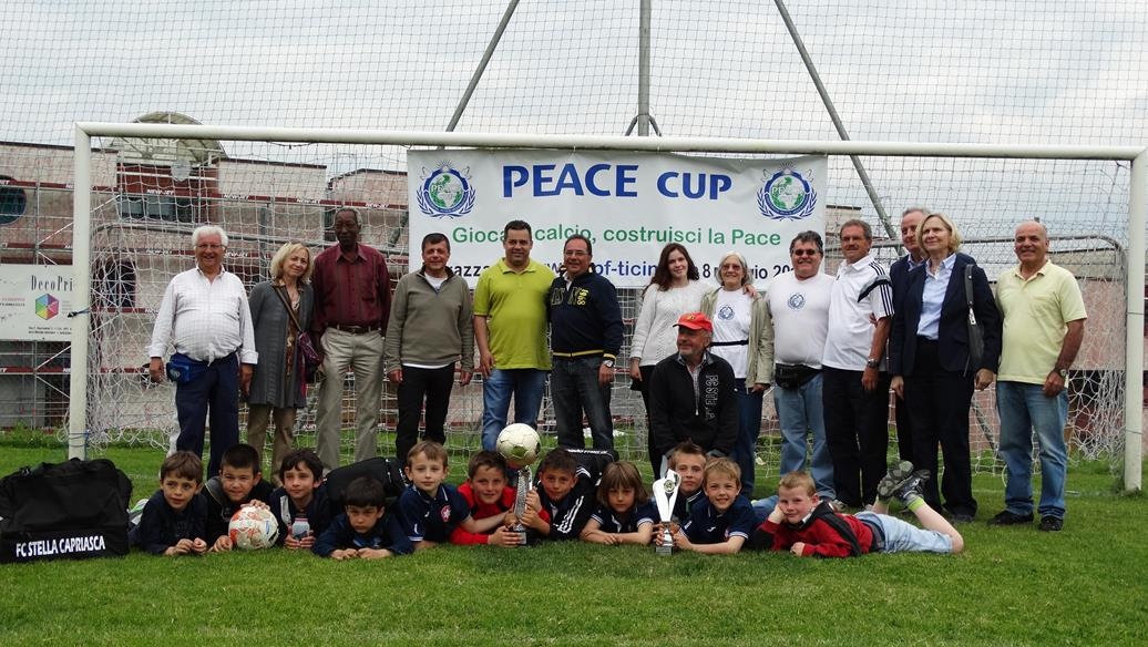 Peace cup 2016